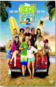 teen beach movies 2